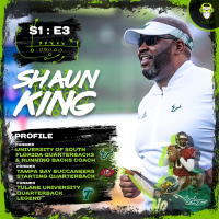 SoFlo Radio Podcast Episode 3 - King of the Bay: Shaun King