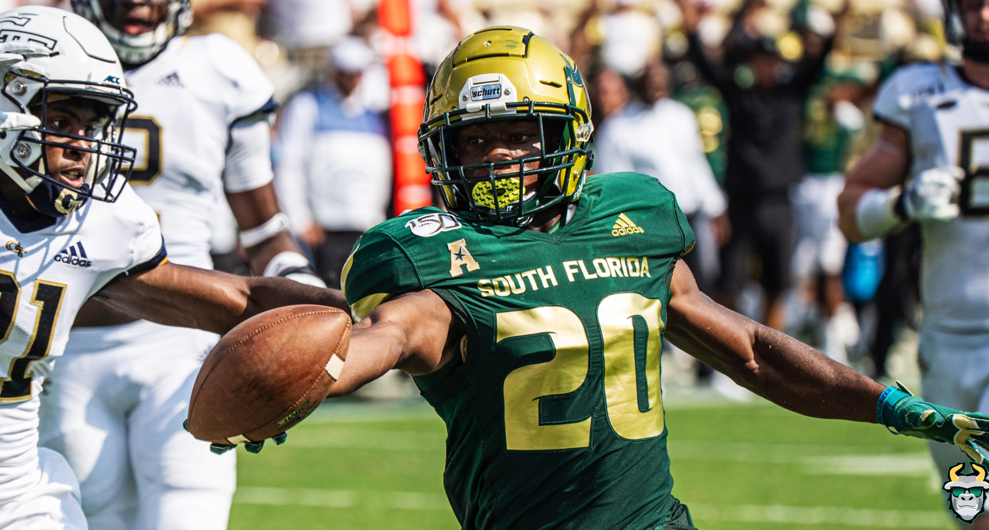 USF RB Johnny Ford