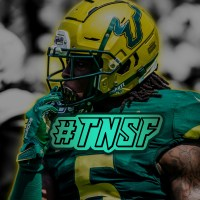 #TNSF First WR Onboard for the 2021 Class!