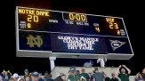 USF vs. Notre Dame 2011 Football Scoreboard in Bulls 23-20 Win September 3, 2011