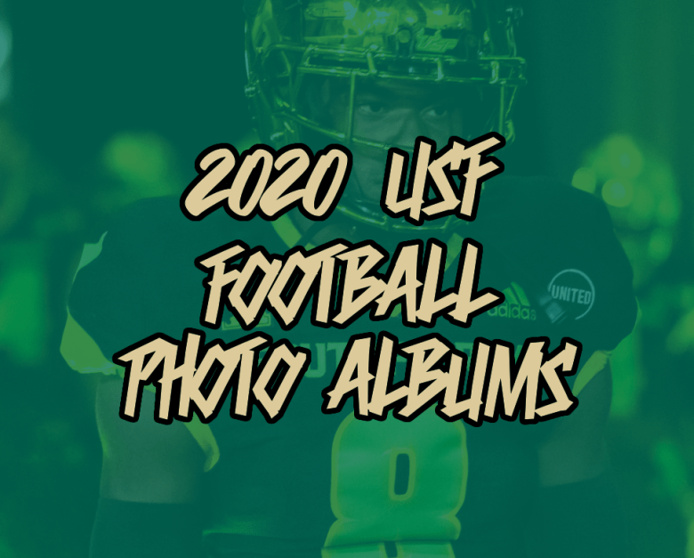 Click to View All 2020 South Florida Bulls Football Photo Albums