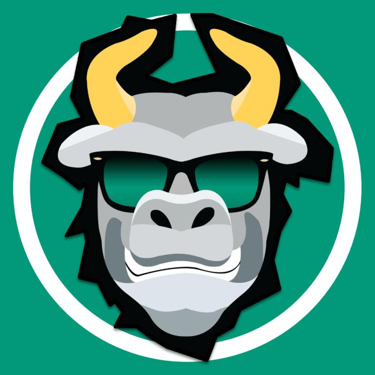 SoFloBulls.com 2021 Rocky Head Logo