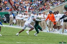 100 Florida vs USF 2021 - Latrell Williams DRG01841