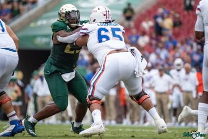 122 Florida vs USF 2021 - Thad Mangum DA