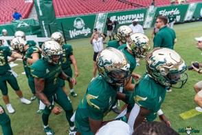 14 Florida vs USF 2021 - Gold Helmets DRG00330