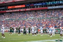 144 Florida vs USF 2021 - Bulls Offense and Gators Defense at Raymond James Stadium DA