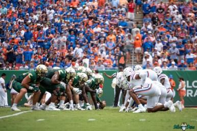 147 Florida vs USF 2021 - Bulls OL vs Gators DL DA
