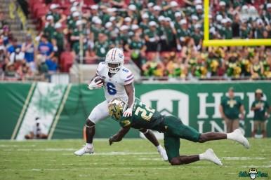 158 Florida vs USF 2021 - Mekhi LaPointe DA