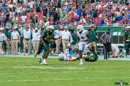 191 Florida vs USF 2021 - Mekhi LaPointe INT Emory Jones DRG02849 Edit