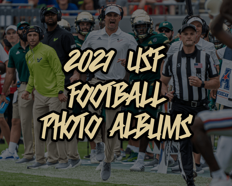 Click to View All 2021 South Florida Bulls Football Photo Albums