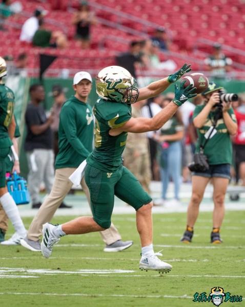 50 Florida vs USF 2021 - Sean Atkins DA