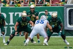 91 Florida vs USF 2021 - Cade Fortin Brad Cecil Demetris Harris DRG01735 Edit