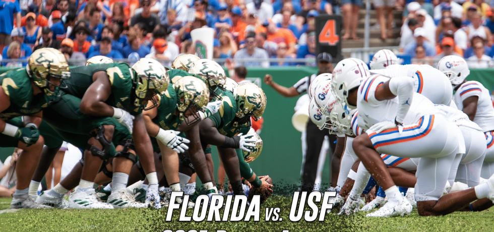 USF vs. UF 2021