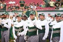 USF Band vs. NIU