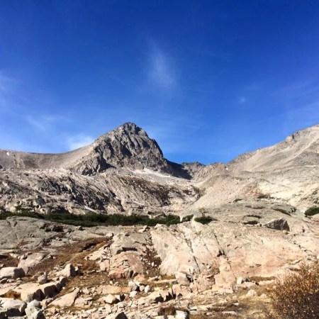 Blue Lake Trail (Brainard Lake Recreation Area, Colorado)