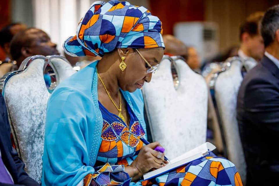 The Minister of Humanitarian Affairs, Hajia Sadiya Umar Farouq has terminate the contract of two of the pay service providers for Zamfara, Abia, Akwa Ibom, and Bayelsa states conditional cash transfer