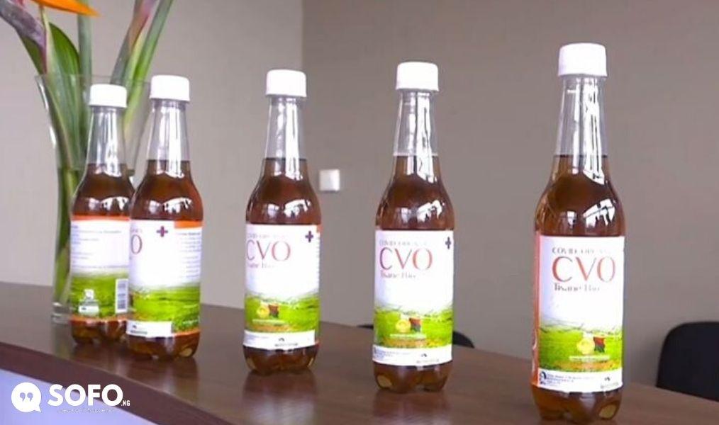 COVID19 - Madagascar send Covid Organics Herbal cure to Nigeria