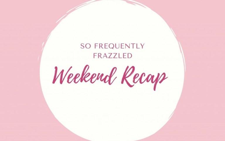 Weekend Recap: 15-16 May
