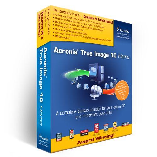 Acronis True Image Home 2010 1306053 PlusPack Disk