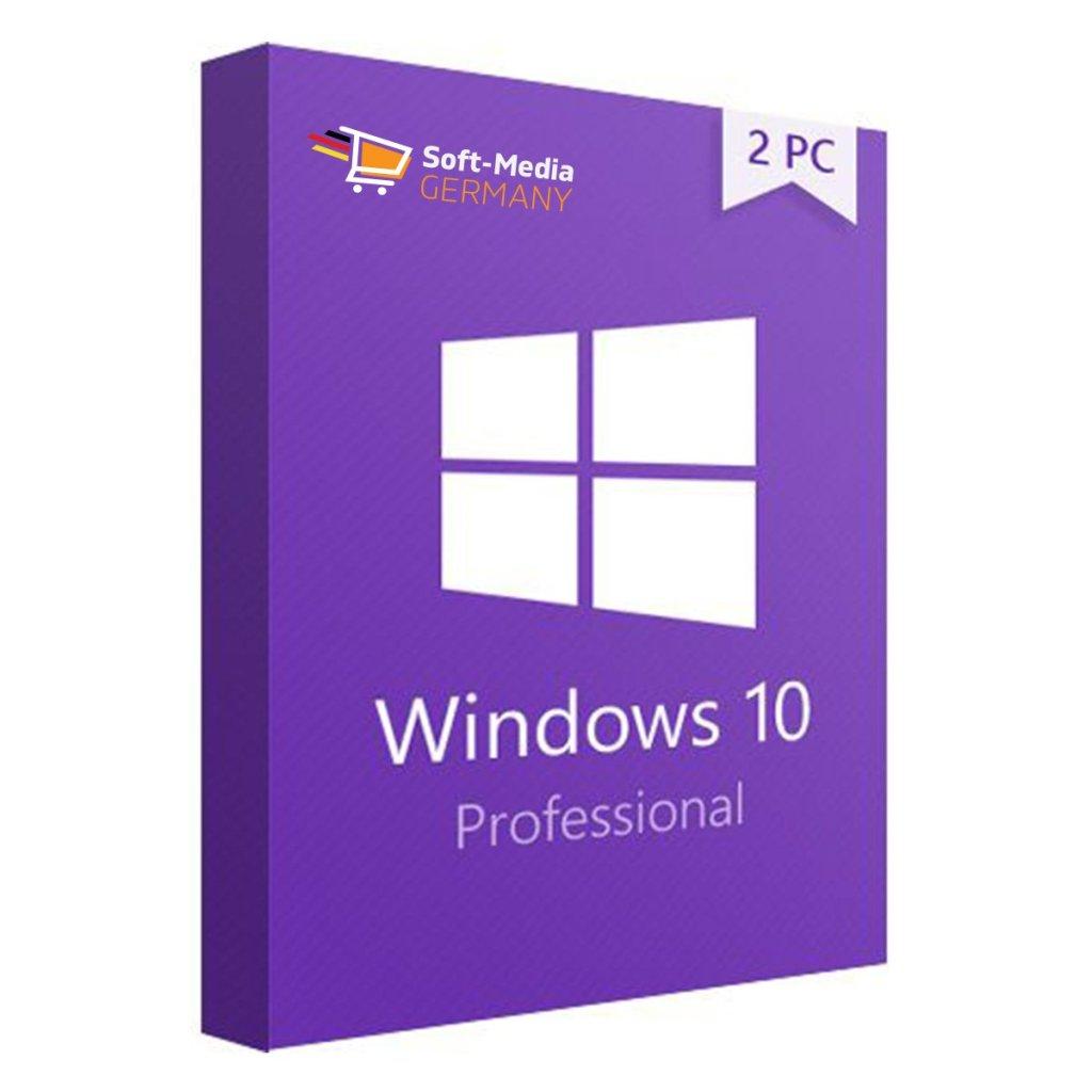Windows 10 Pro 2 PC