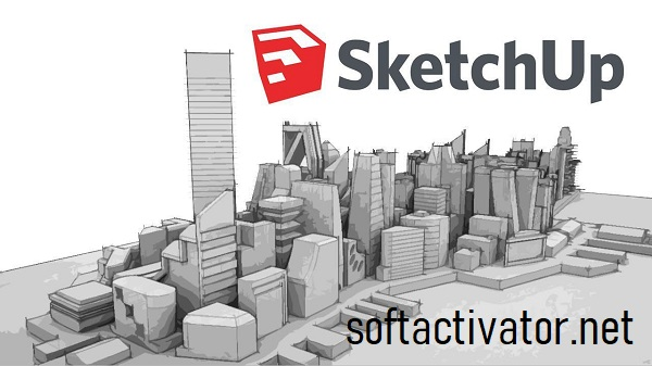 Sketchup Pro Crack With Activation Code 2021