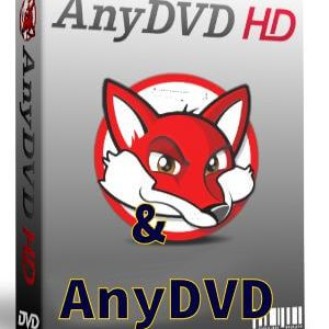 SlySoft AnyDVD & AnyDVD HD 7.6.4 + Patch
