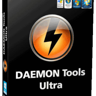 Daemon Tools Ultra 4.0.1.425 Crack x86 x64