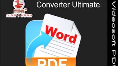 4Videosoft PDF Converter Ultimate 3.1.8 Cracked
