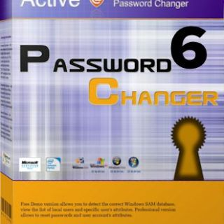 Active Password Changer Professional 6 + License