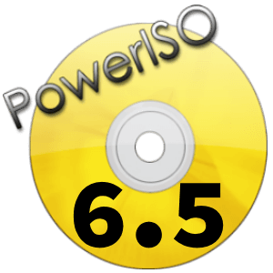 PowerISO 6.5 + Crack + Portable (x86x64)