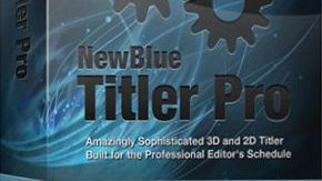 NewBlueFX Titler Pro 5 Ultimate Full Cracked