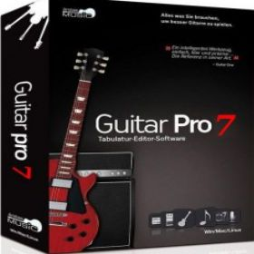 Guitar Pro 7.0.1 Full Cracked with SoundBanks