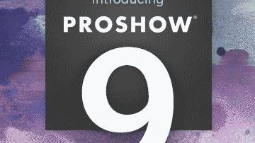 ProShow Producer 9.0 + Crack Full Version