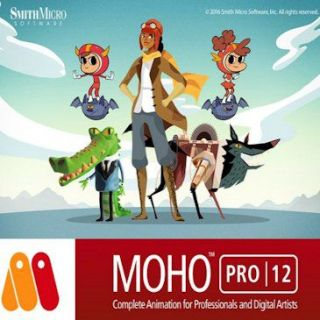 Smith Micro Moho Pro 12.4 Win Mac Full Crack Download