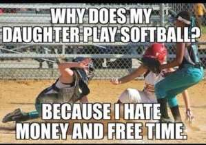 Fastpitch Softball Poor? How $3 Can Help!