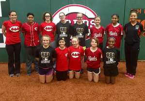Team of the Week: 12U RBI Girls