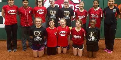 Team of the Week: 12U RBI Girls
