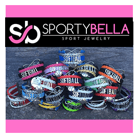 Sporty Bella | Sport Jewelry | Softball