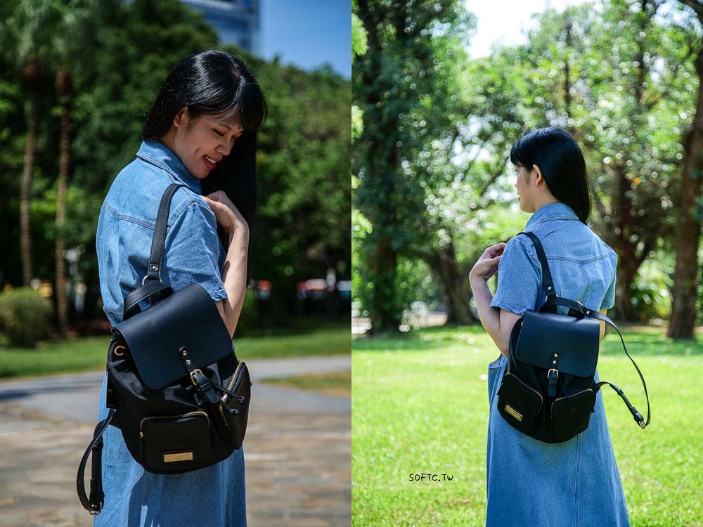 好搭後背包推薦》Gaston Luga●來自瑞典簡約設計實用後背包 旅行工作日常都好搭的輕巧後背包! 軟絲專屬85折優惠折扣碼