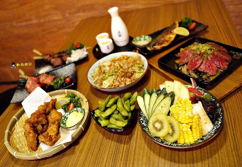 台北居酒屋推薦》下班就來喝一杯!台北日式料理居酒屋推薦懶人包(持續更新)