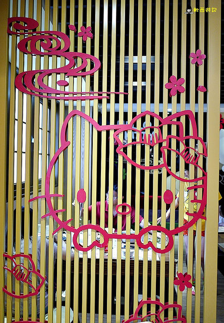 (已歇業)[食記]台北忠孝敦化站 HELLO KITTY Shabu-Shabu 全台第一! 凱蒂貓火鍋主題餐廳 Hello Kitty主題餐廳 跟超萌Hello Kitty一起吃火鍋吧~ 台北主題餐廳/台北餐廳/台北美食 Kitty迷絕不能錯過!!!