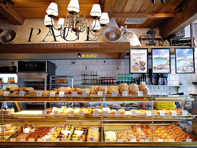 [食記]台北忠孝敦化站 PAUL(仁愛店) 仁愛圓環餐廳 味蕾的南法之旅!來個法國8日遊吧! 徜徉在悠閒南法度假風
