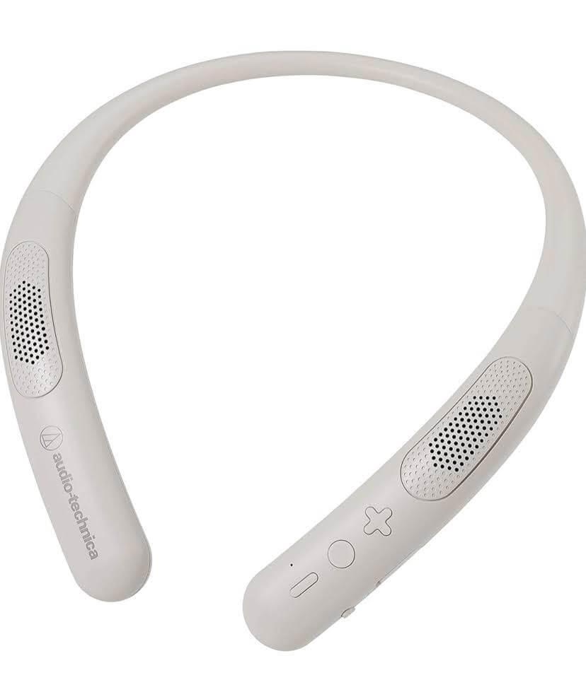 audio-technica ワイヤレスネックスピーカーAT-NSP300BT