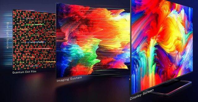 QLEDとOLEDの違い 液晶テレビと有機ELテレビ 徹底比較