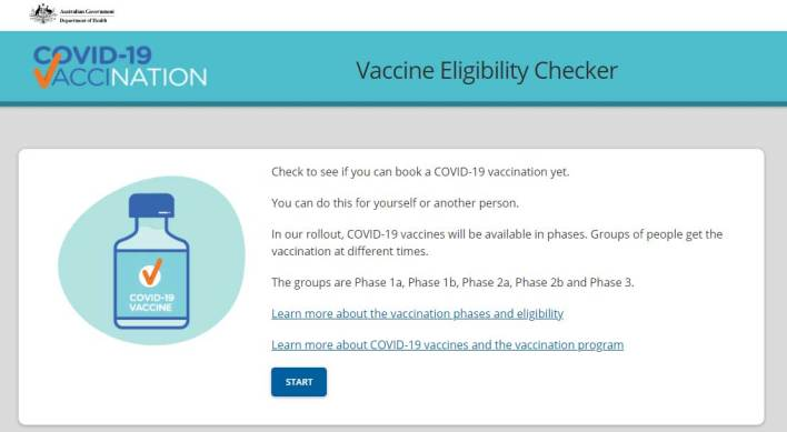 Step-1: Login to Vaccine Eligibility Check and book Appointment