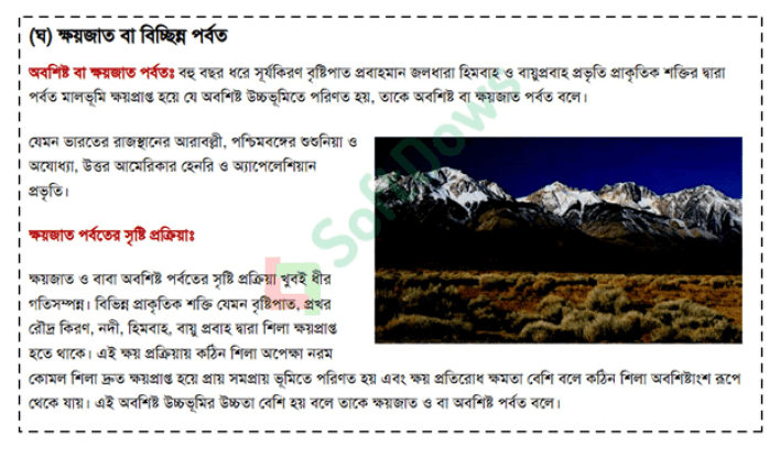 HSC Geography Assignment Answer 2021 2nd Week