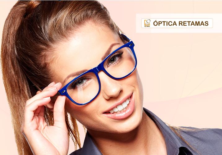En Softdream hemos hecho el diseño web para Óptica Retamas cuidando la imagen de su negocio y de su sueño