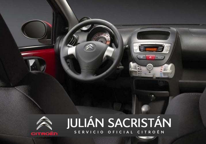 Diseño web Julian Sacristan