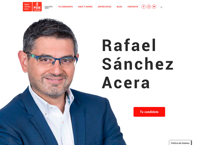 Rafael Sánchez Acera
