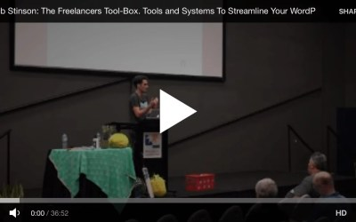 Freelancers Tool-Box|Tools & Systems To Streamline WordPress Projects & Run Your Business by @rob_stino